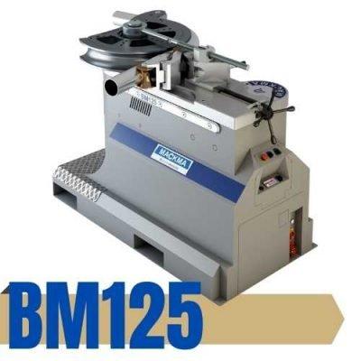 BM125 Rotary Draw Bending Machine